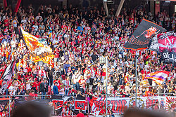 26.05.2019, Red Bull Arena, Salzburg, AUT, 1. FBL, FC Red Bull Salzburg Meisterfeier, im Bild Fansektor // during the Austrian Football Bundesliga Championsship Celebration at the Red Bull Arena in Salzburg, Austria on 2019/05/26. EXPA Pictures © 2019, PhotoCredit: EXPA/ Stefanie Oberhauser