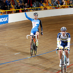 Wim Stroetinga Nederlands Kampioen puntenkoers