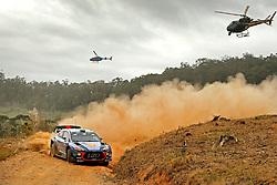 November 17, 2017 - AUSTRALIE - paddon. (Credit Image: © Panoramic via ZUMA Press)
