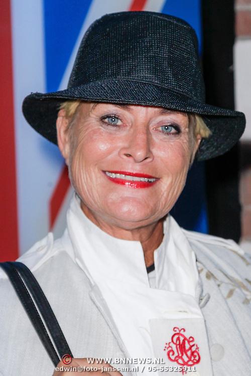 NLD/Amsterdam/20120905- Opening Thimothy Oulton shop Amsterdam, Vivian Boelen