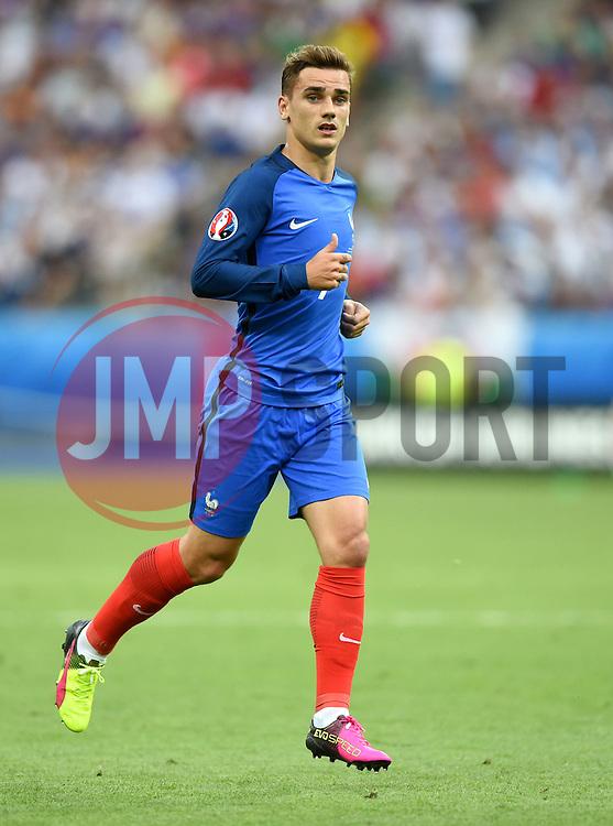 Antoine Griezmann of France  - Mandatory by-line: Joe Meredith/JMP - 10/07/2016 - FOOTBALL - Stade de France - Saint-Denis, France - Portugal v France - UEFA European Championship Final