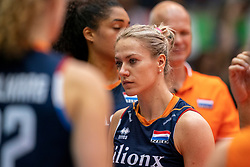 04-08-2019 ITA: FIVB Tokyo Volleyball Qualification 2019 / Netherlands, - Italy Catania<br /> last match pool F in hall Pala Catania between Netherlands - Italy for the Olympic ticket / Maret Balkestein-Grothues #6 of Netherlands