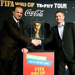 20100329: SLO; FIFA World Cup Trophy Tour, Ljubljana, Slovenia