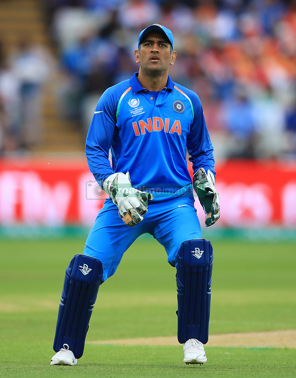 Bangladesh v India - ICC Champions Trophy - Semi-Final - Edgbaston