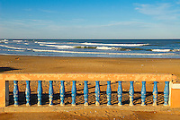 Maroc. Grand Sud. Tan Tan plage. Cote Atlantique. // Morocco. South Morocco. Beach of Tan Tan. Atlantic coast.