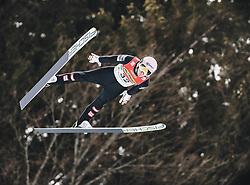 16.02.2020, Kulm, Bad Mitterndorf, AUT, FIS Ski Flug Weltcup, Kulm, Herren, im Bild Daniel Huber (AUT) // Daniel Huber of Austria during the men's FIS Ski Flying World Cup at the Kulm in Bad Mitterndorf, Austria on 2020/02/16. EXPA Pictures © 2020, PhotoCredit: EXPA/ JFK