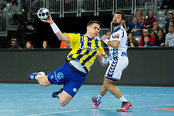 Vid Poteko of RK Celje Pivovarna Lasko during EHF Champions eague 2016/17 handball match between HC Prvo Plinarsko Drustvo Zagreb and RK Celje Pivovarna Lasko, on March 9th, 2017 in Arena Zagreb, Croatia. Photo by Martin Metelko / Sportida RK Celje Pivovarna Lasko during EHF Champions eague 2016/17 handball match between HC Prvo Plinarsko Drustvo Zagreb and RK Celje Pivovarna Lasko, on March 9th, 2017 in Arena Zagreb, Croatia. Photo by Martin Metelko / Sportida RK Celje Pivovarna Lasko during EHF Champions eague 2016/17 handball match between HC Prvo Plinarsko Drustvo Zagreb and RK Celje Pivovarna Lasko, on March 9th, 2017 in Arena Zagreb, Croatia. Photo by Martin Metelko / Sportida