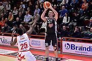 Daniele Cinciarini<br /> The FlexX Pistoia Basket - Pasta Reggia Juve Caserta<br /> Lega Basket Serie A 2016/2017<br /> Pistoia 13/02/2017<br /> Foto Ciamillo-Castoria