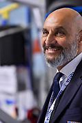 Marco Gatta<br /> Italia Italy - Repubblica Ceca Czech Republic<br /> FIBA Women's Eurobasket 2021 Qualifiers<br /> FIP2019 Femminile Senior<br /> Cagliari, 14/11/2019<br /> Foto L.Canu / Ciamillo-Castoria