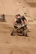 2006 ITP Quadcross Round 3, Race 7 at ACP in Buckeye, Arizona.