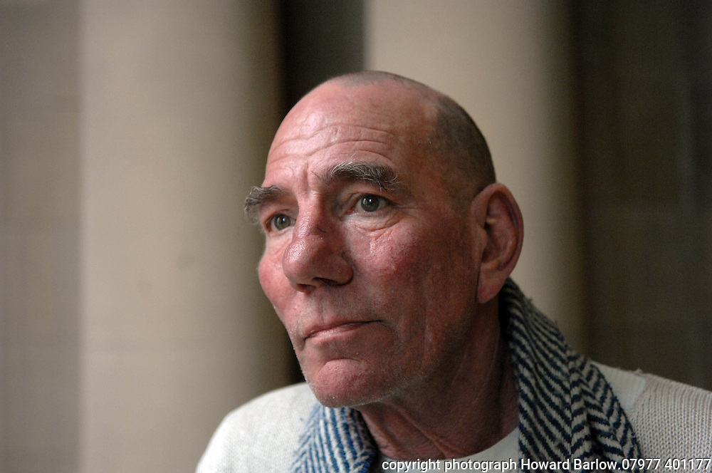 Pic by Howard Barlow.ARTS - actor PETE POSTLETHWAITE.Portrait at the time of THE TEMPEST in May 2007 at the Royal Exchange Theatre, Manchester..see words Alfred Hickling