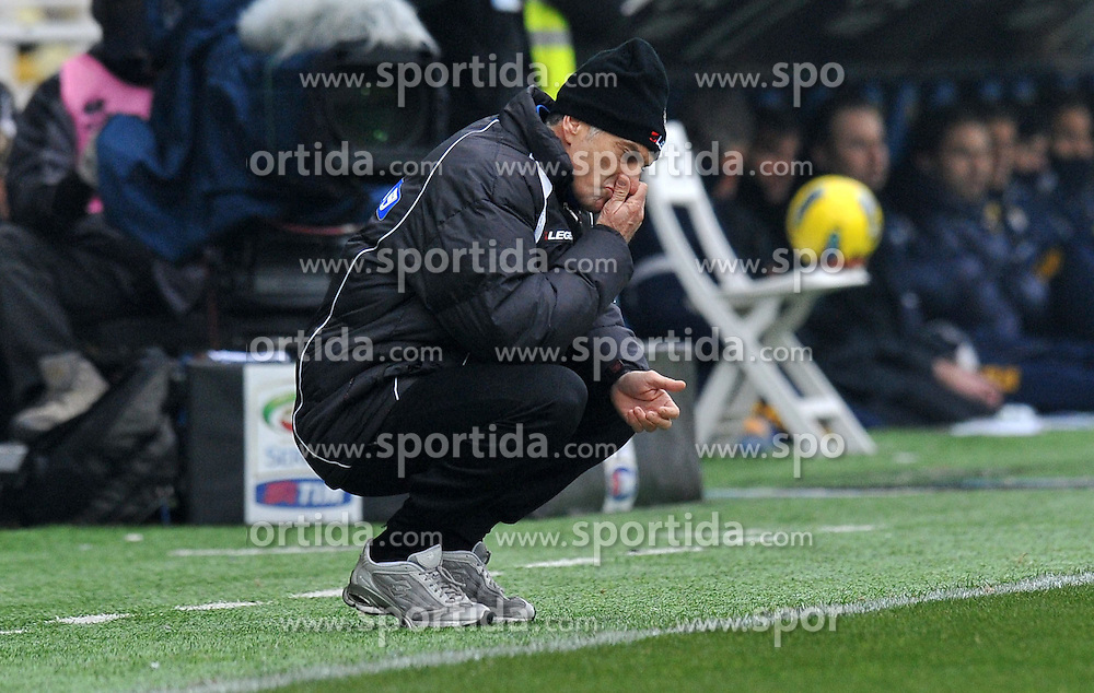 20.11.2011, Stadion Ennio Tardini, Parma, ITA, Serie A, FC Parma vs Udinese Calcio, 12. Spieltag, im Bild Francesco GUIDOLIN (Udinese) // during the football match of Italian 'Serie A' league, 12th round, between FC Parma and Udinese Calcio at Stadium Ennio Tardini, Parma, Italy on 20/11/2011. EXPA Pictures © 2011, PhotoCredit: EXPA/ Insidefoto/ Alessandro Sabattini..***** ATTENTION - for AUT, SLO, CRO, SRB, SUI and SWE only *****