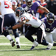 2013 Texans at Ravens