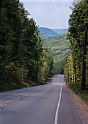 Northcentral Pennsylvania, Endless Mountains, US Route # 6, McKean Co., PA