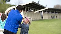 VIJFHUIZEN - Open Golf Dag op Haarlemmermeersche Golf Club.  De kans om kennis te maken met  golf. COPYRIGHT KOEN SUYK