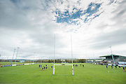 Picture by Allan McKenzie/SWpix.com - 10/11/2016 - Rugby League - 2016 Ladbrokes 4 Nations - New Zealand Kiwis Captains Run - Aspatria Rugby Club, Aspatria, England - A general view of the Kiwis Captains Run session at Aspatria rugby club, GV. Copyright Image: SWPix / www.photosport.nz