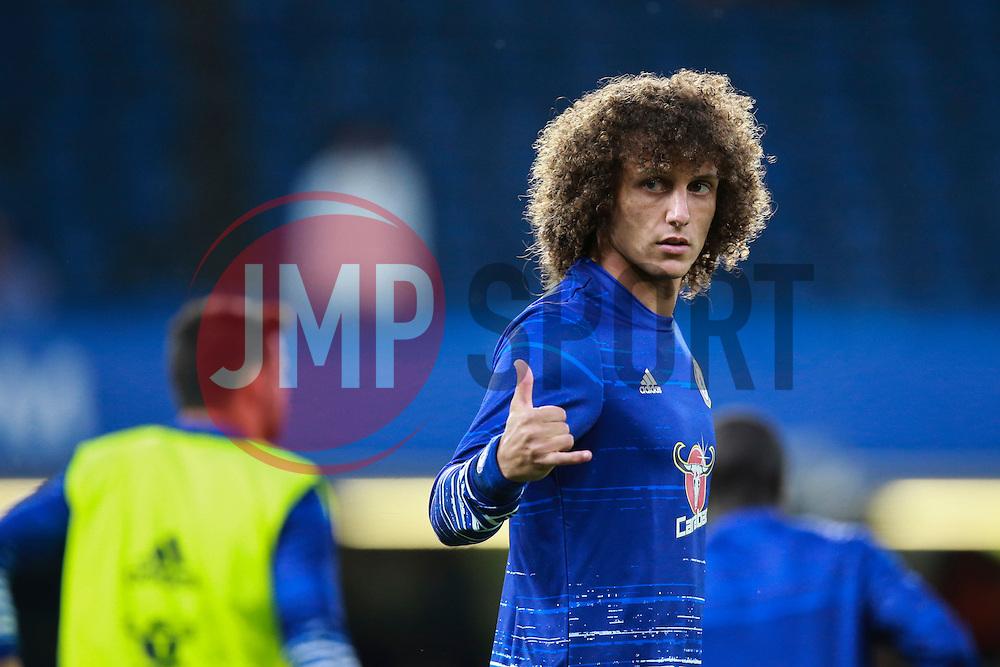 David Luiz of Chelsea returns to Stamford Bridge - Mandatory by-line: Jason Brown/JMP - 16/09/2016 - FOOTBALL - Stamford Bridge - London, England - Chelsea v Liverpool - Premier League