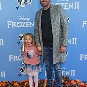 NLD/Amsterdam/20191116 - Filmpremiere Frozen II, Mick Harren