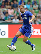 Branislav Ivanovic of Chelsea during the pre season friendly match at Weserstadion, Bremen, Germany.<br /> Picture by EXPA Pictures/Focus Images Ltd 07814482222<br /> 07/08/2016<br /> *** UK & IRELAND ONLY ***<br /> EXPA-EIB-160807-0227.jpg