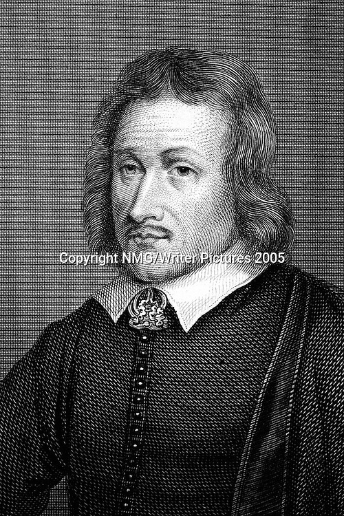Thomas May (1594-1650)<br />English dramatist, poet&amp;sec. to parliament<br /><br />copyright NMG/Writer Pictures<br />contact +44 (0)20 8241 0039<br />sales@writerpictures.com<br />www.writerpictures.com