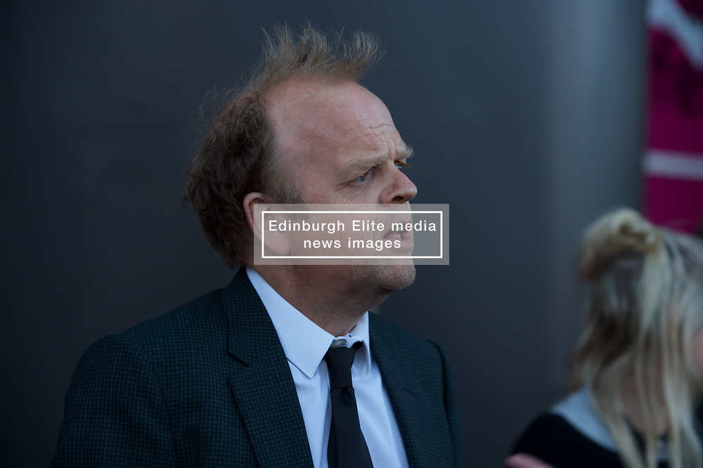 "Toby Jones on the red carpet during the Edinburgh International Film Festival UK Premier of ""KALEIDESCOPE"" at Cineworld, Saturday 24th June 2017(c) Brian Anderson 