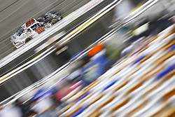 April 20, 2018 - Richmond, Virginia, United States of America - April 20, 2018 - Richmond, Virginia, USA: Noah Gragson (18) brings his race car down the front stretch during the ToyotaCare 250 at Richmond Raceway in Richmond, Virginia. (Credit Image: © Chris Owens Asp Inc/ASP via ZUMA Wire)