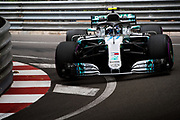May 23-27, 2018: Monaco Grand Prix. Valtteri Bottas (FIN), Mercedes AMG Petronas Motorsport, F1 W09 EQ Power+