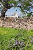 Mission San Juan Capistrano, San Antonio, TX.