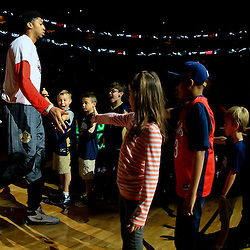 11-06-2015 Atlanta Hawks at New Orleans Pelicans