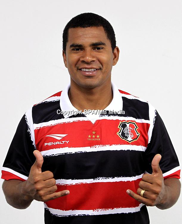 Brazilian Football League Serie A / <br /> ( Santa Cruz Futebol Clube ) - <br /> Anderson Soares da Silva &quot; Mazinho &quot;