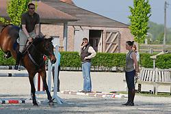 Conter Stefan (BEL) <br /> Stephex stables<br /> Wolvertem 2008<br /> Photo © Hippo Foto