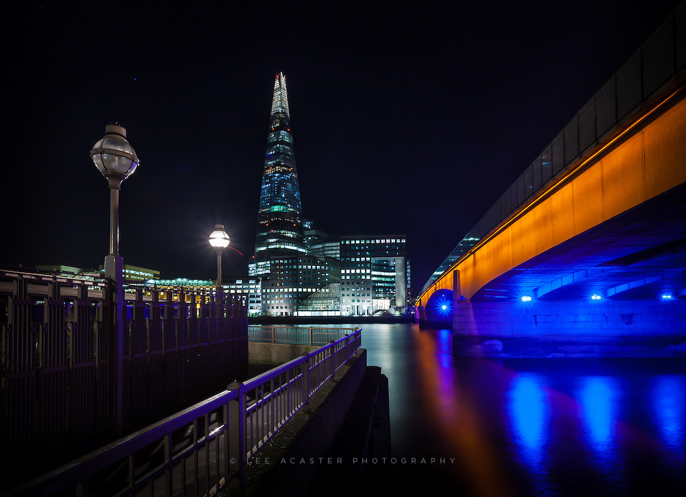 More from the Thames the other night...