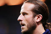 SOLNA, SWEDEN - MARCH 18: Jonas Olsson of Djurgardens IF ahead of the Swedish Cup Semifinal between AIK and Djurgardens IF at Friends arena on March 18, 2018 in Solna, Sweden. Photo by Nils Petter Nilsson/Ombrello ***BETALBILD***