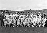 Waterford Hurling Team. Kilkenny v Waterford in All Ireland Final Sunday September 1st 1957. (Part of the Independent Ireland Newspapers/NLI Collection)