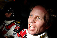 MOTORSPORT - WORLD RALLY CHAMPIONSHIP 2011 - RALLY SWEDEN / RALLYE DE SUEDE - 10 TO 13/02/2011 - KARLSTAD (SWE) - PHOTO : FRANCOIS BAUDIN /  DPPI - <br /> SOLBERG PETTER - CITROEN DS3 WRC - AMBIANCE PORTRAIT