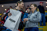 KELOWNA, CANADA - MARCH 07:  McSweeney's Promotion at the Kelowna Rockets game on March 07, 2017 at Prospera Place in Kelowna, British Columbia, Canada.  (Photo By Cindy Rogers/Nyasa Photography,  *** Local Caption ***