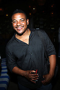Sean Johnson at Uptown Magazine's 5th Anniversary Party held at The Maritime Hotel on September 22, 2009 in New York City