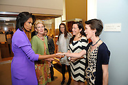 090518 ASHLEY & WHITNEY W/MICHELLE OBAMA