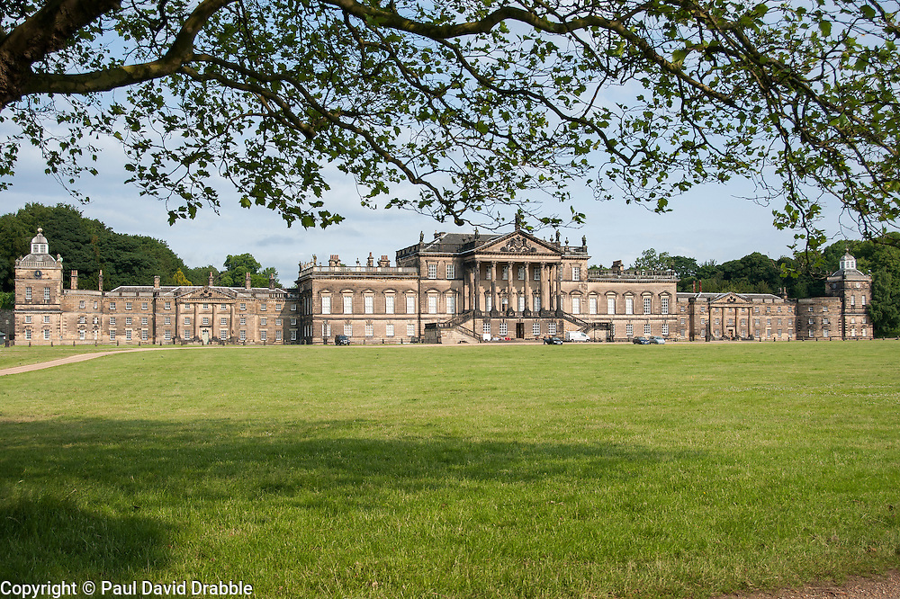Wentworth Woodhouse<br /> <br /> 26 June 2013<br /> Image &copy; Paul David Drabble<br /> www.pauldaviddrabble.co.uk