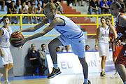 CAGLIARI 21 AGOSTO 2011<br /> CAMPIONATI EUROPEI U 16<br /> FINALE 3-4 POSTO ITALIA TURCHIA<br /> NELLA FOTO KACERIK<br /> FOTO CIAMILLO