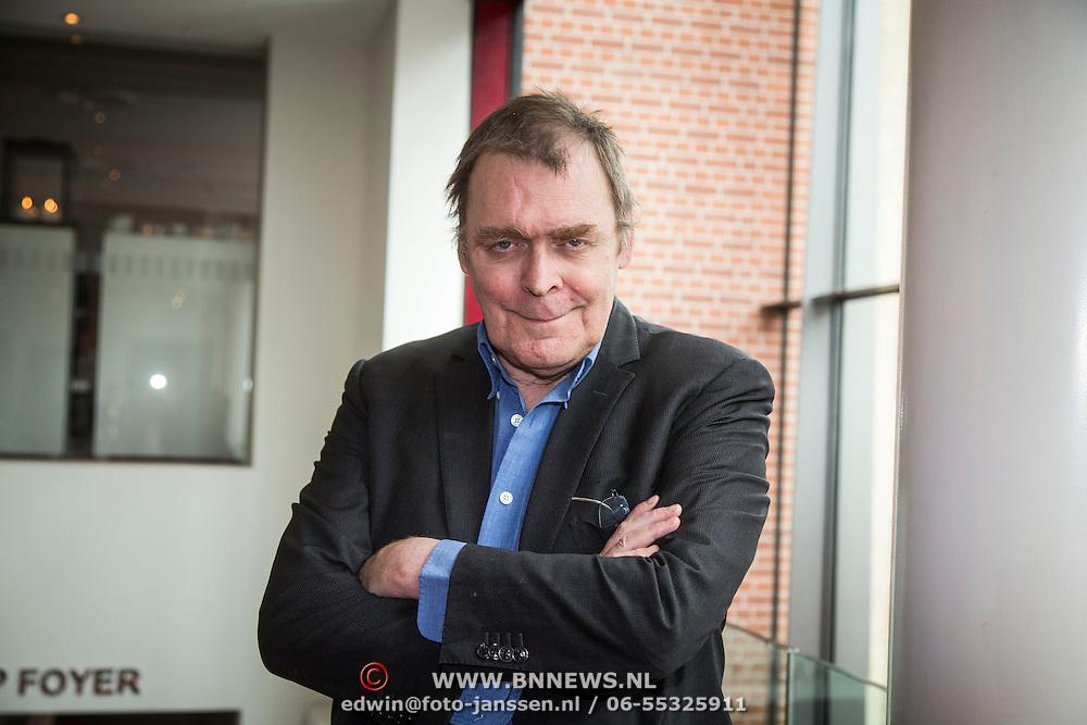 NLD/Amsterdam/20140428 - Perspresentatie cast Bedscenes, Peter Bolhuis