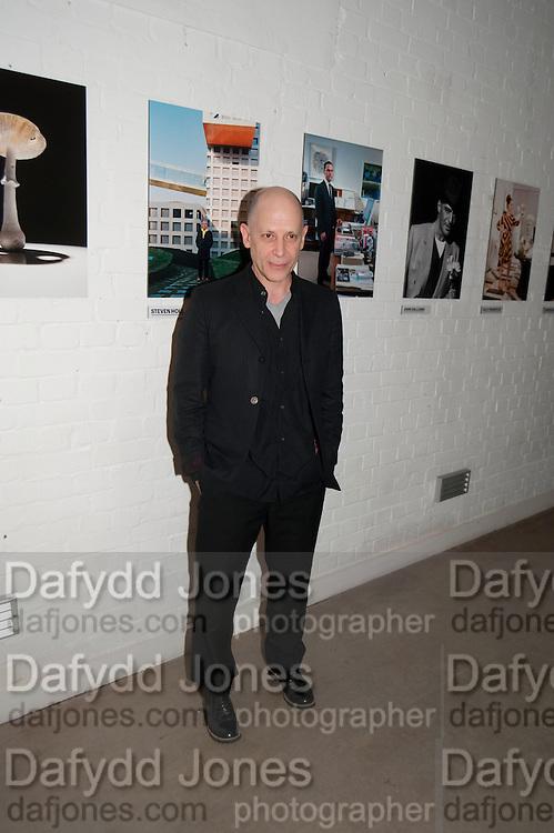ADRIAN JOFFE, Wallpaper* Design Awards. Wilkinson Gallery, 50-58 Vyner Street, London E2, 14 January 2010 *** Local Caption *** -DO NOT ARCHIVE-© Copyright Photograph by Dafydd Jones. 248 Clapham Rd. London SW9 0PZ. Tel 0207 820 0771. www.dafjones.com.<br /> ADRIAN JOFFE, Wallpaper* Design Awards. Wilkinson Gallery, 50-58 Vyner Street, London E2, 14 January 2010