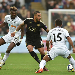Swansea City v Leicester City | Premier League | 21 October 2017