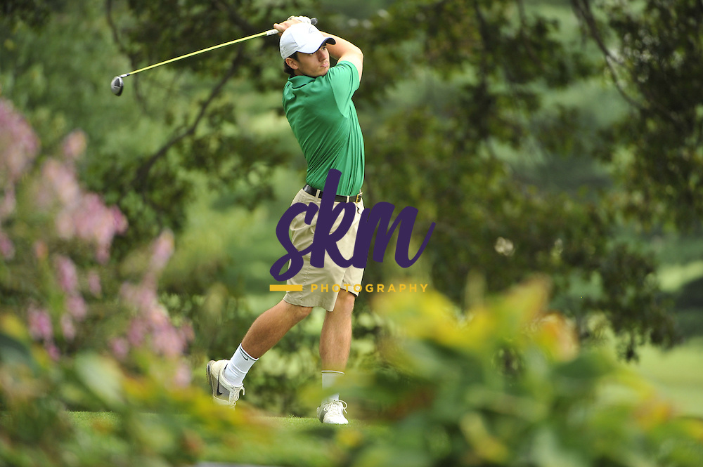 Stevenson Men's golf hosted their fall invitational Tuesday at Piney Branch Golf Course in Hampstead, where Stevenson had the first and second place golfers as well as won team overall.