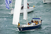 Paea.  The start of the Coastal Classic, Auckland to Russel race. 23/10/2015