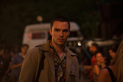RELEASE DATE: February 3, 2017 TITLE: Collide STUDIO: Open Road Films DIRECTOR: Eran Creevy PLOT: An American backpacker gets involved with a ring of drug smugglers as their driver, though he winds up on the run from his employers across Cologne high-speed Autobahn STARRING: Nicholas Hoult as Casey (Credit: © Open Road Films/Entertainment Pictures/ZUMAPRESS.com)