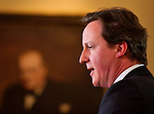 David Cameron MP Expenses row