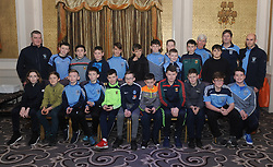 Westport GAA Bord na nOg presentation night boys U12 <br /> Pic Conor McKeown