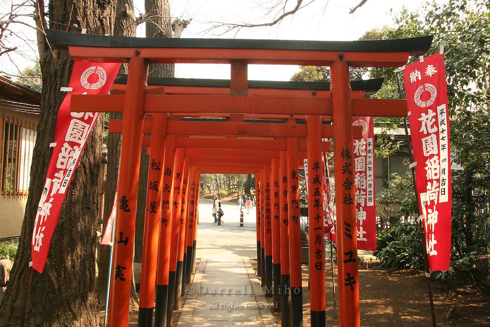 Mar 8, 2006; Tokyo, JPN; Ueno.Ueno Park...Photo credit: Darrell Miho
