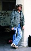 Roger Daltrey on the set of Quadophenia Brighton 1979